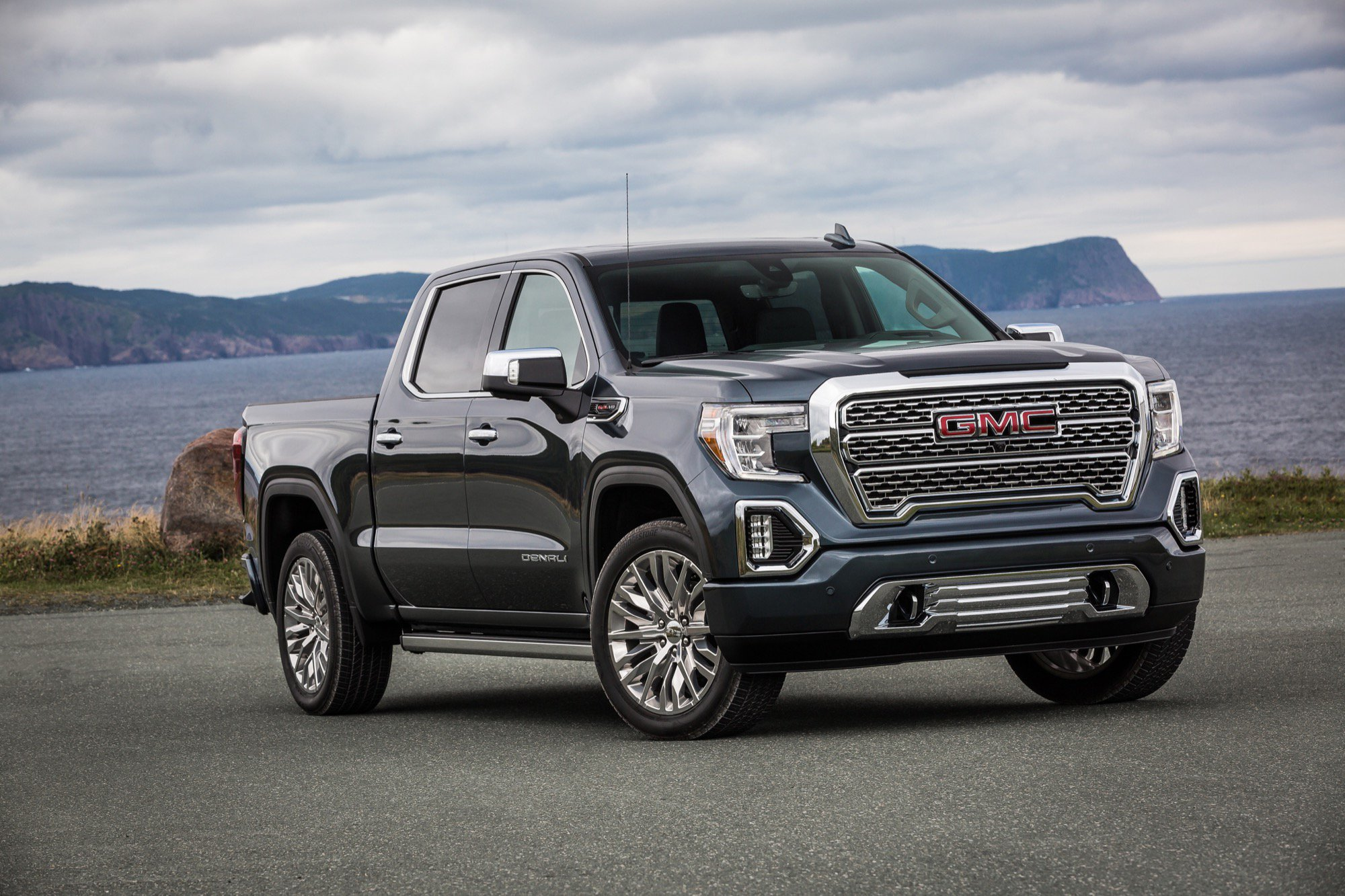 67 The 2020 GMC Sierra Specs