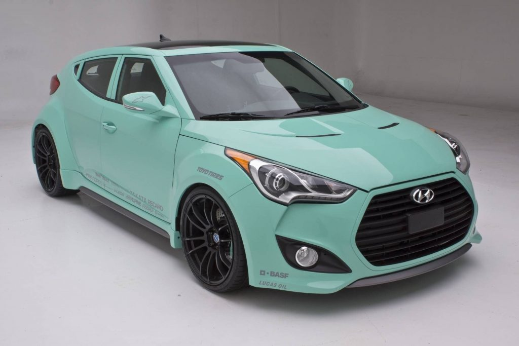 67 The 2020 Hyundai Veloster Turbo Configurations