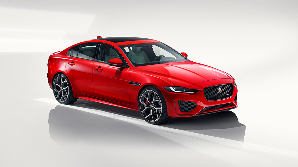 67 The 2020 Jaguar XE Research New