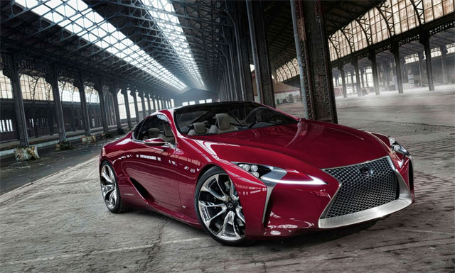 67 The 2020 Lexus LF LC Research New