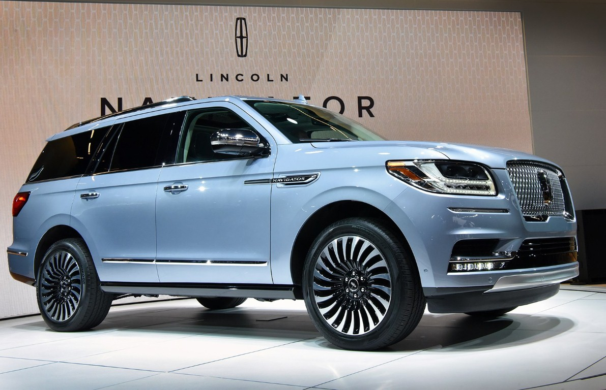 67 The 2020 Lincoln Navigator Research New