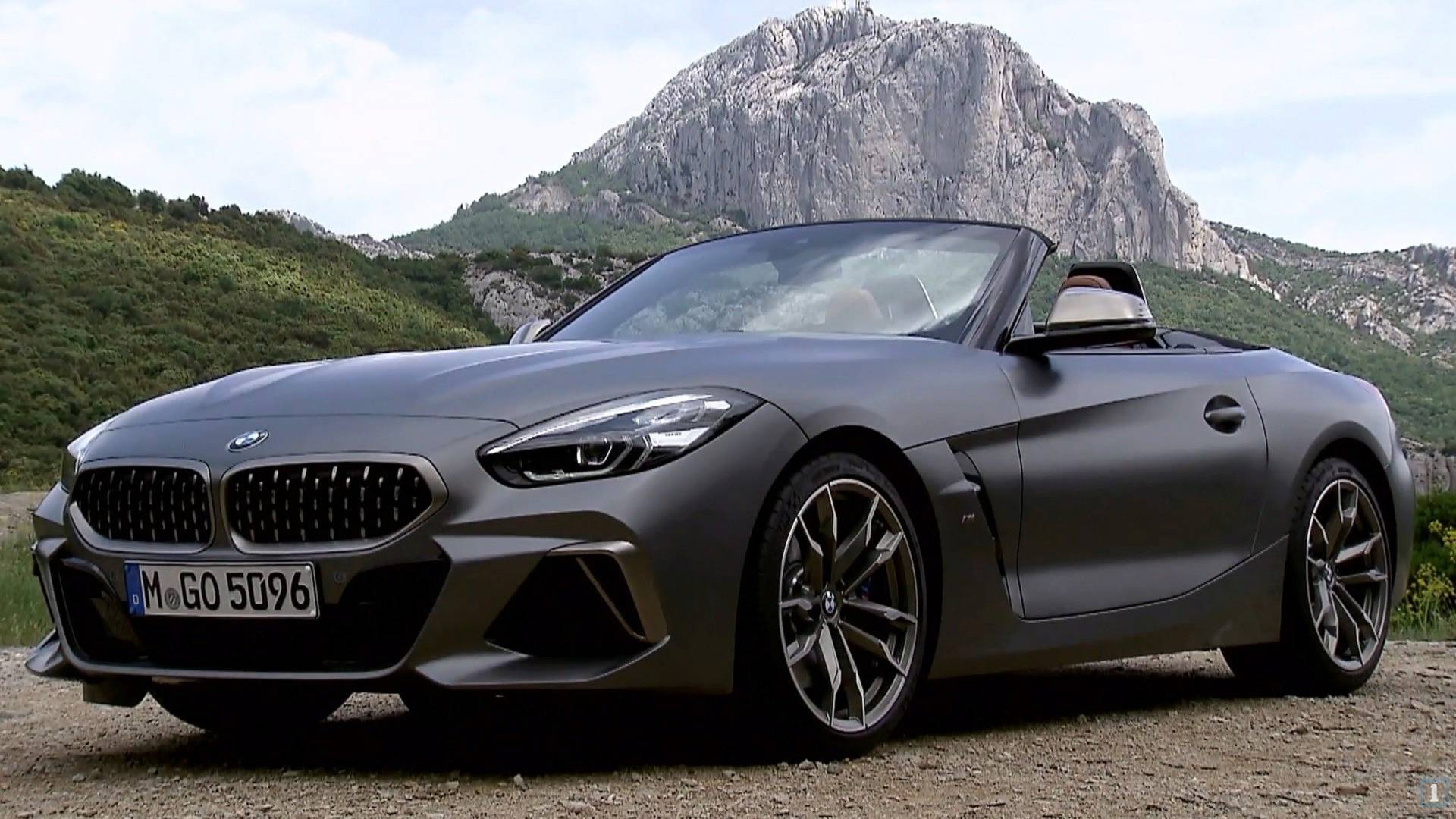 67 The Best 2019 BMW Z4 Roadster Redesign and Concept