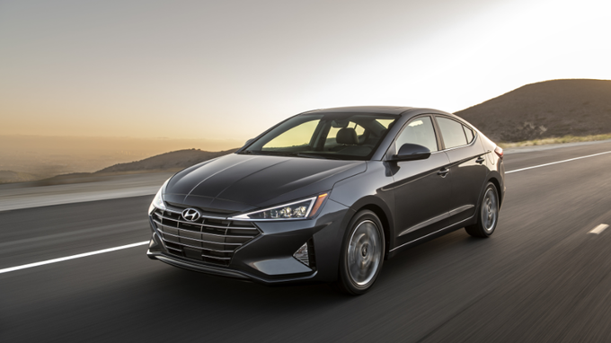 67 The Best 2020 Hyundai Elantra Sedan Images
