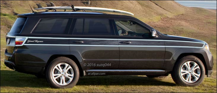 67 The Best 2020 Jeep Grand Wagoneer Performance