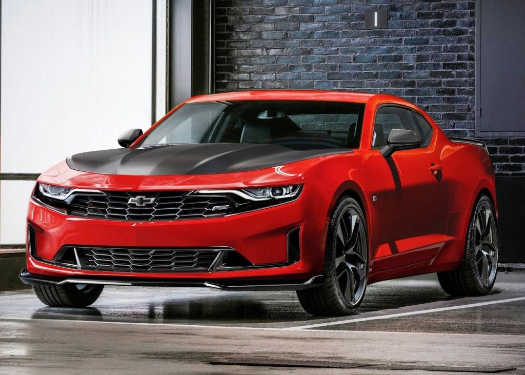 67 The Best 2020 The All Chevy Camaro Specs