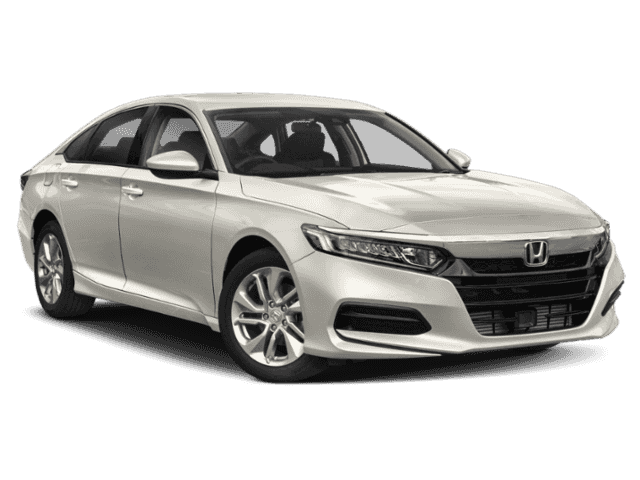 68 A 2019 Honda Accord Sedan Model