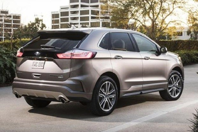 68 A 2020 Ford Edge New Concept