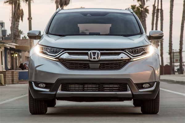 68 A 2020 Honda CRV Spesification