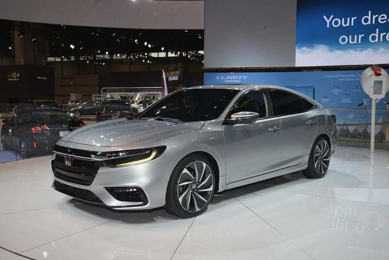 68 A 2020 Honda Civic Hybrid Spesification