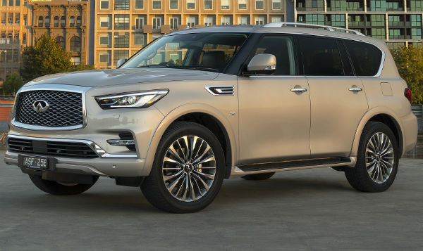 68 A 2020 Infiniti QX80 Redesign and Review
