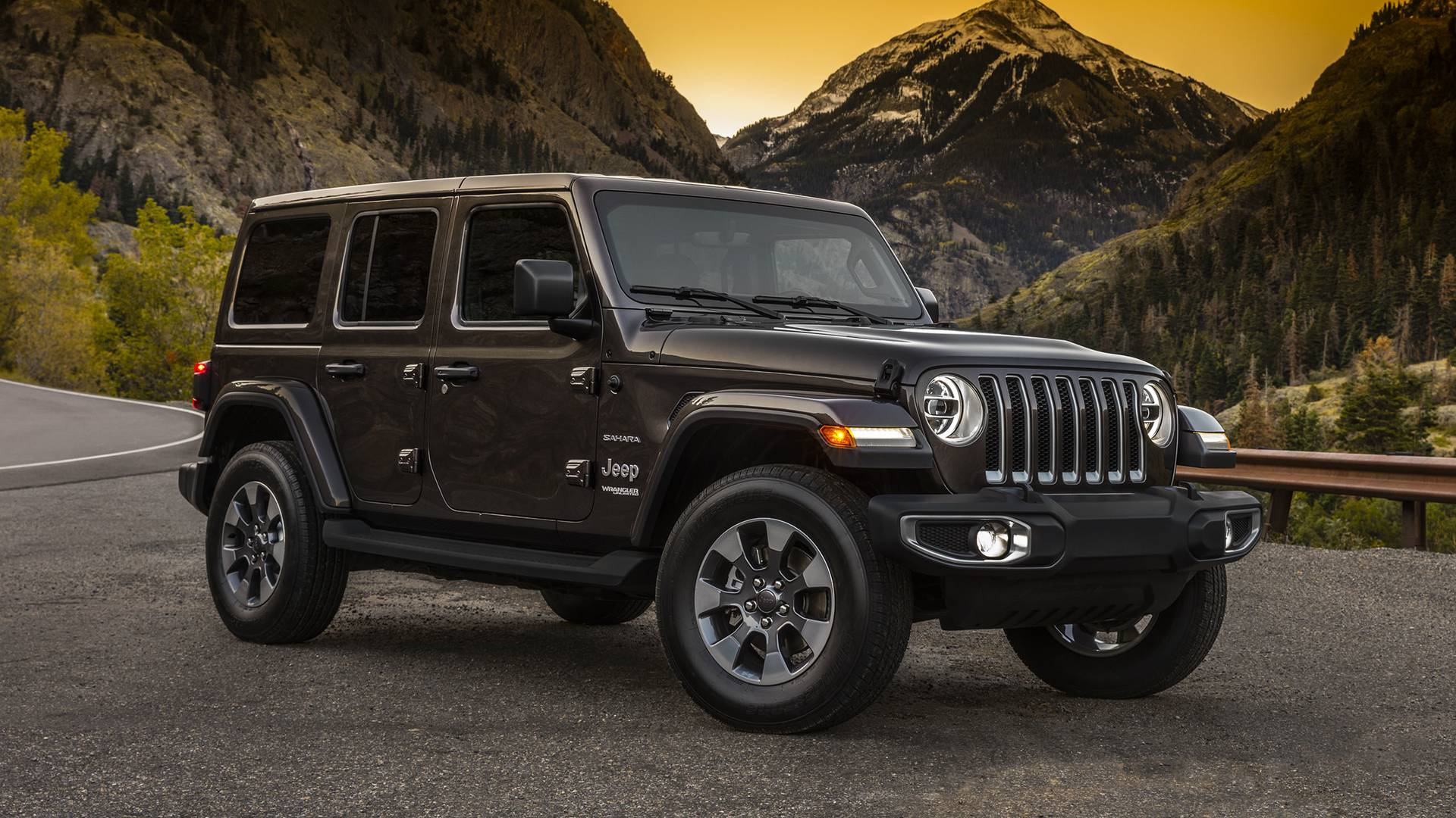 68 A 2020 Jeep Wrangler Diesel Style