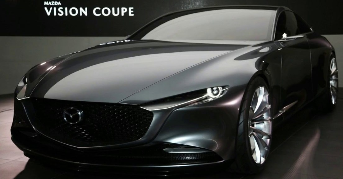 68 A 2020 Mazda 6 Coupe Picture