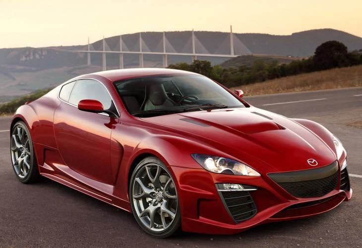68 A 2020 Mazda RX7 Redesign and Concept