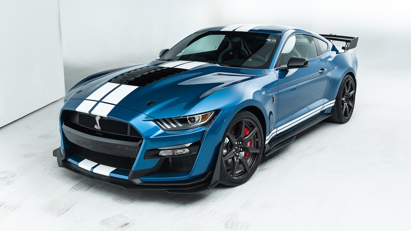 68 A 2020 Mustang Gt500 Review and Release date