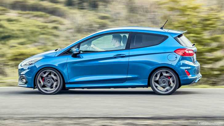 68 All New 2019 Ford Fiesta St Rs Price and Review
