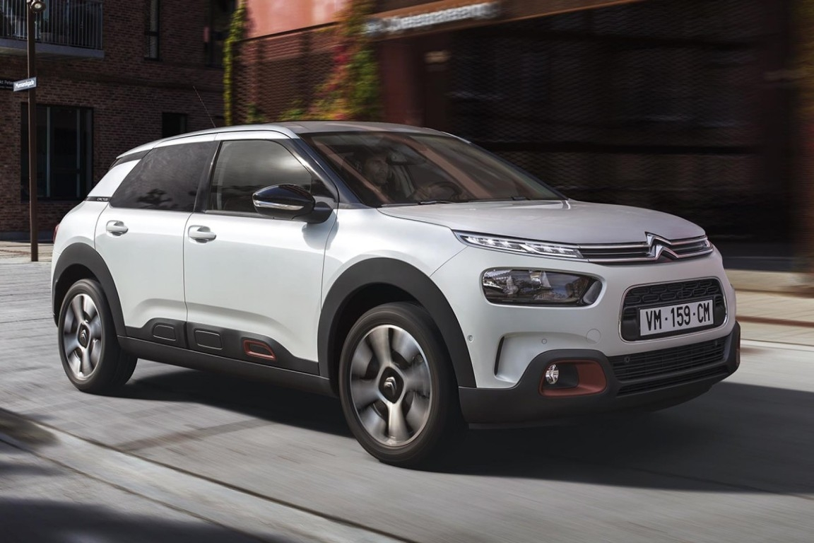 68 All New 2019 New Citroen C4 Performance