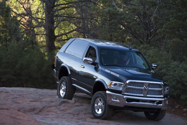 68 All New 2019 Ramcharger Release Date and Concept