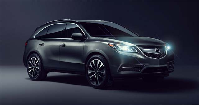 68 All New 2020 Acura MDX Redesign