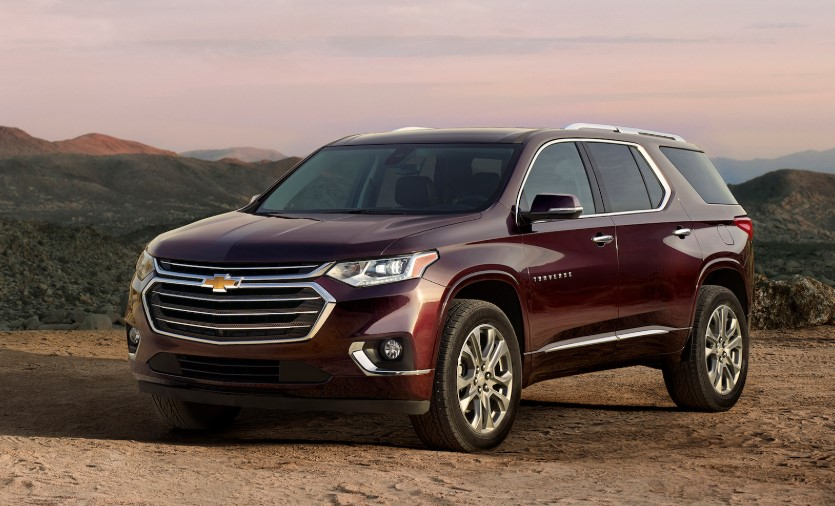 68 All New 2020 Chevy Traverse Redesign and Concept