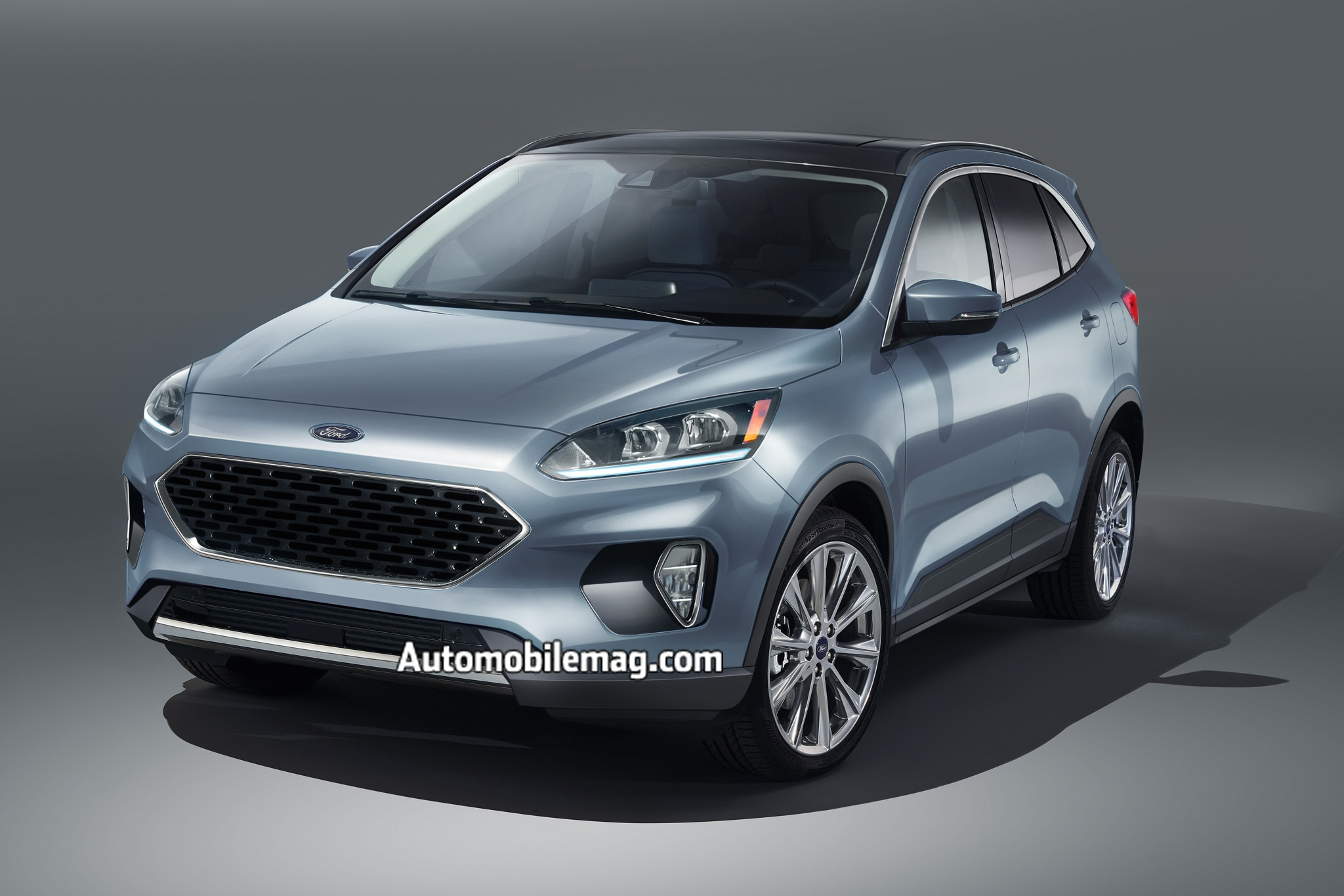 68 All New 2020 Ford Escape Review and Release date