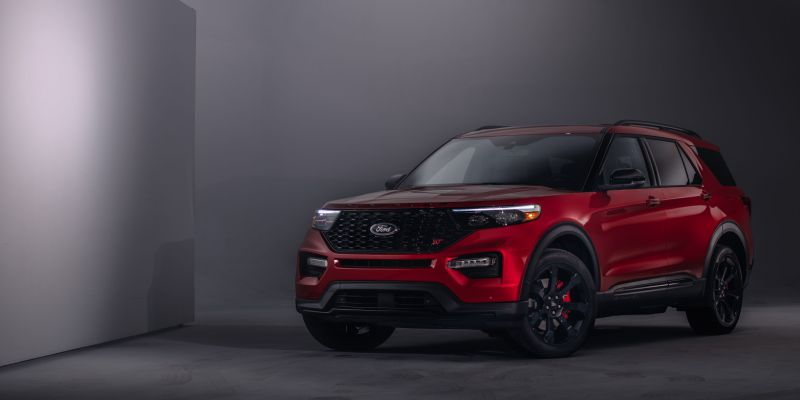 68 All New 2020 Ford Explorer Sports Spesification