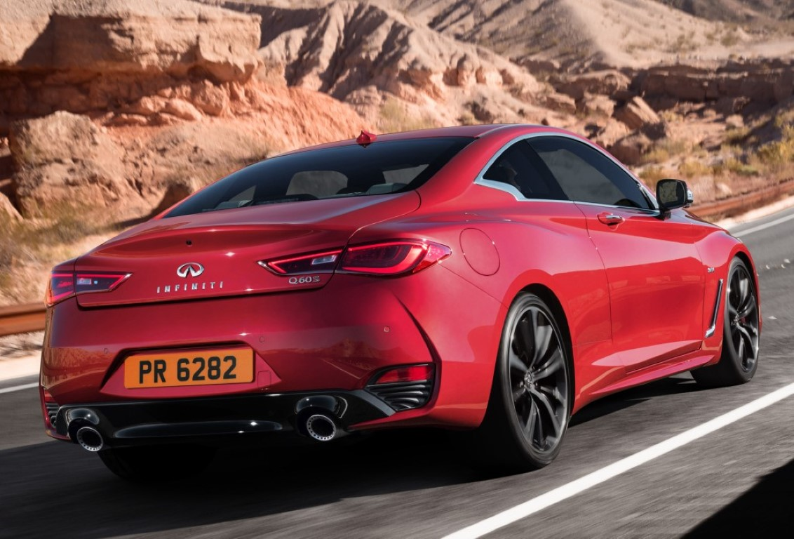 68 All New 2020 Infiniti Q60s Spy Shoot