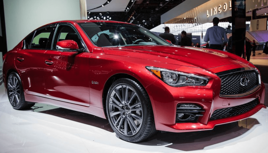 68 All New 2020 Infiniti QX50 Picture