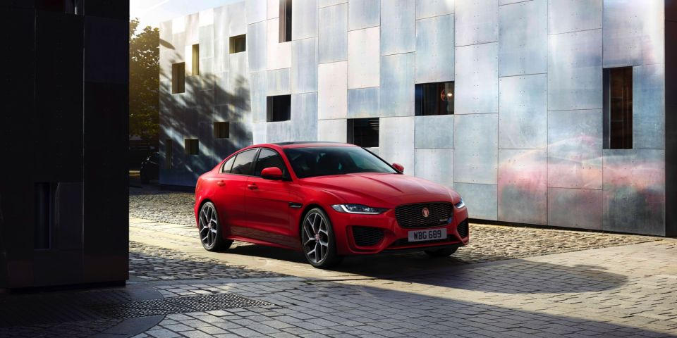 68 All New 2020 Jaguar Xe Sedan Pricing