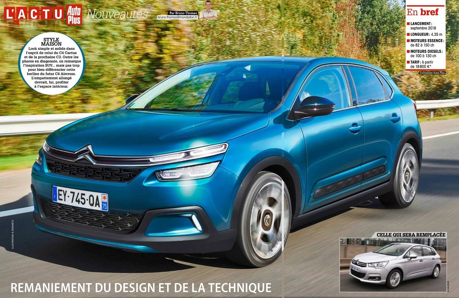 68 All New 2020 New Citroen C4 History