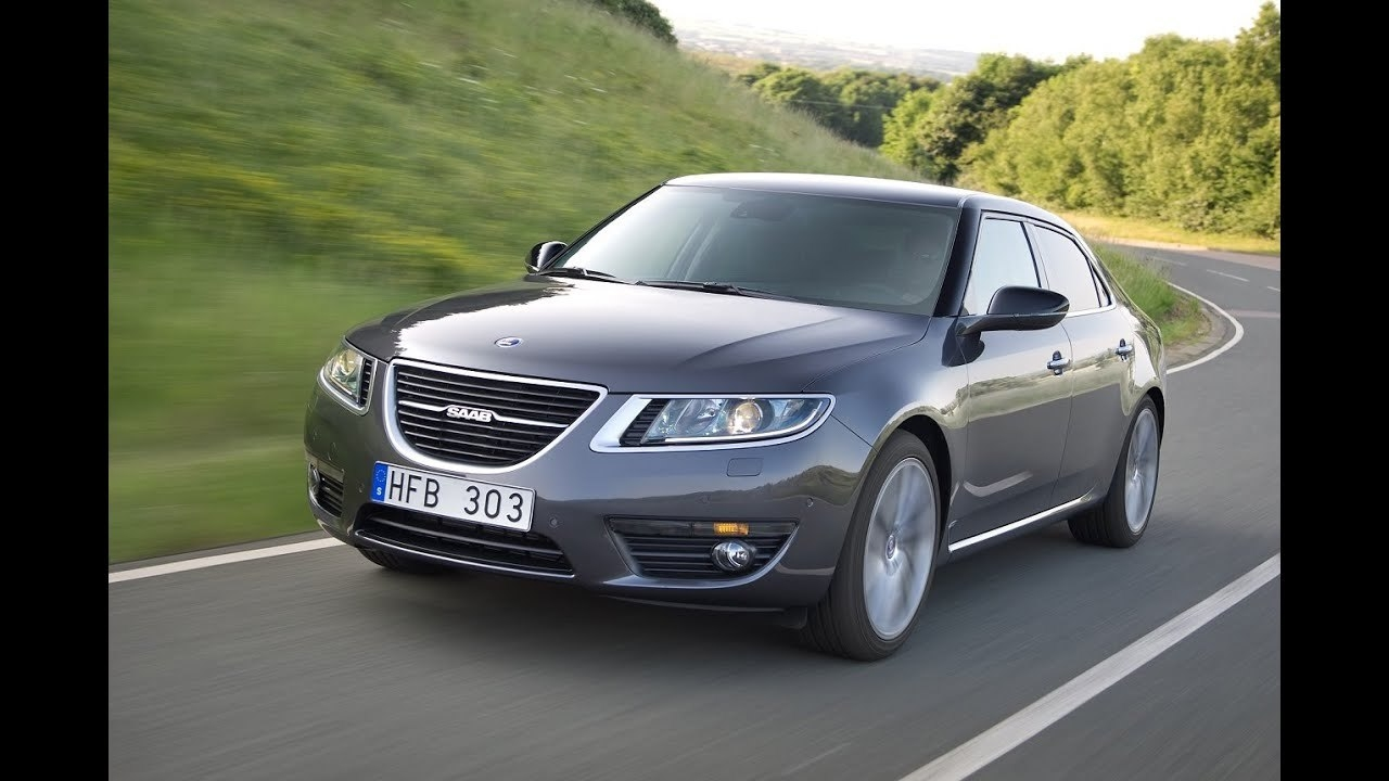 68 All New 2020 Saab 9 5 Redesign and Concept