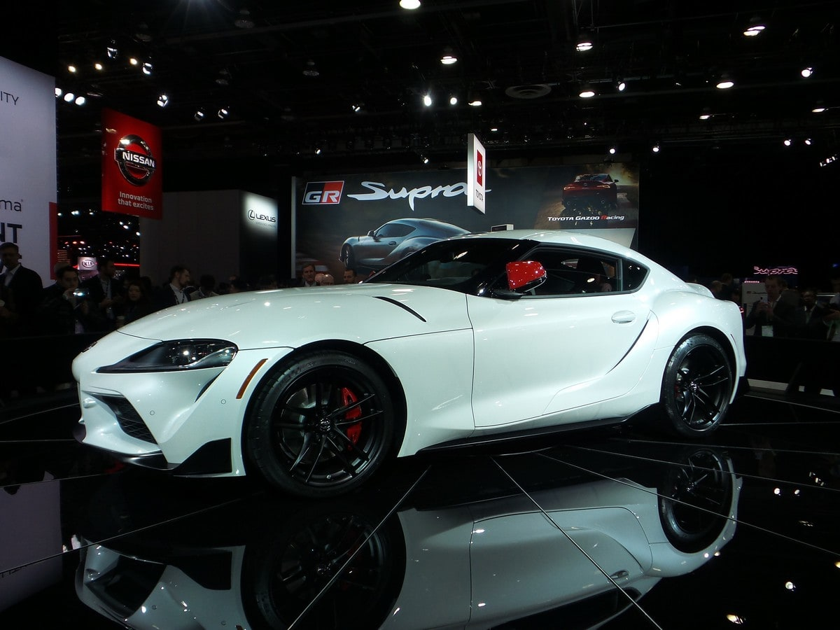 68 All New 2020 Toyota Supra Overview