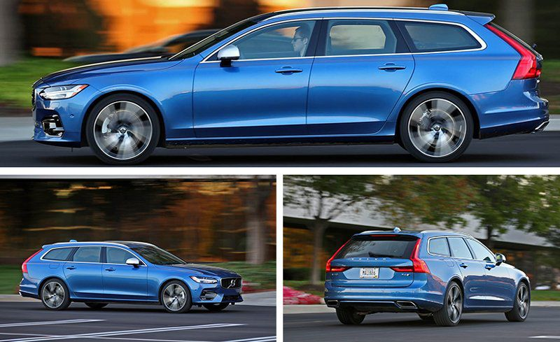 68 All New Volvo V90 Research New