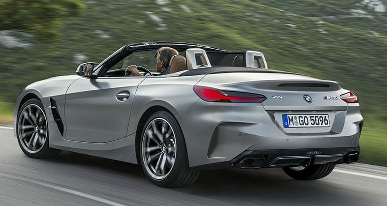 68 Best 2019 BMW Z4 Roadster History