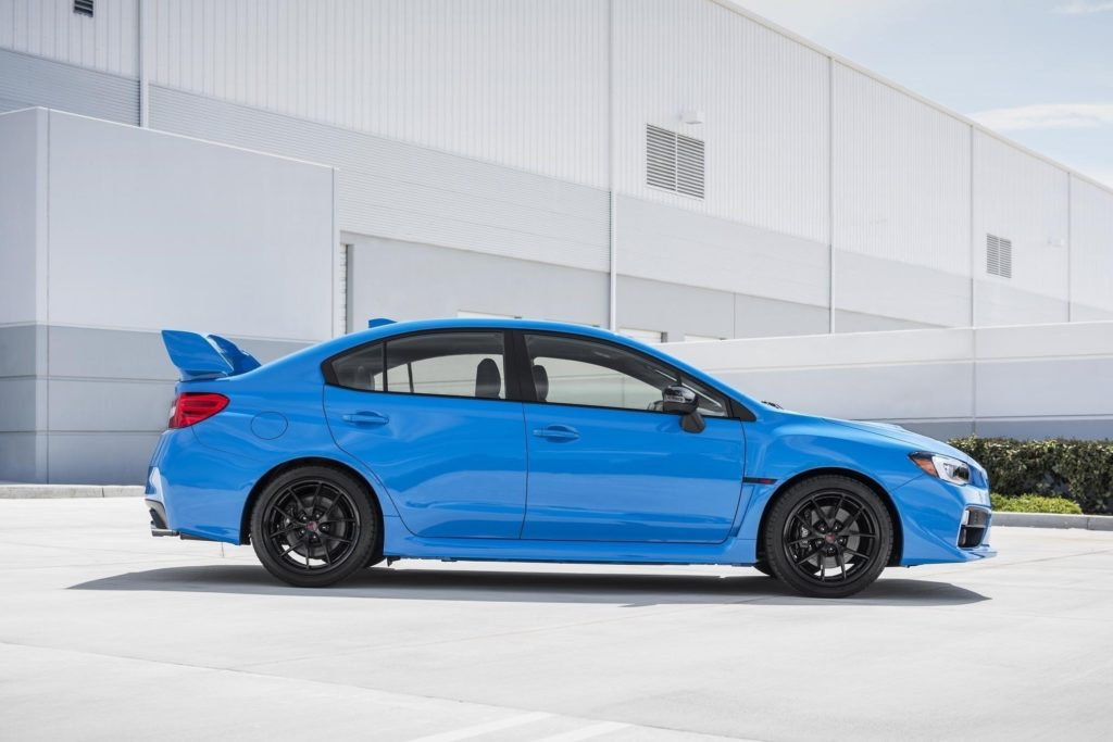 68 New 2019 Wrx Sti Hyperblue New Review