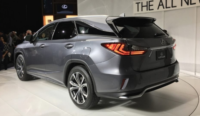 68 New 2020 Lexus TX Price Design and Review