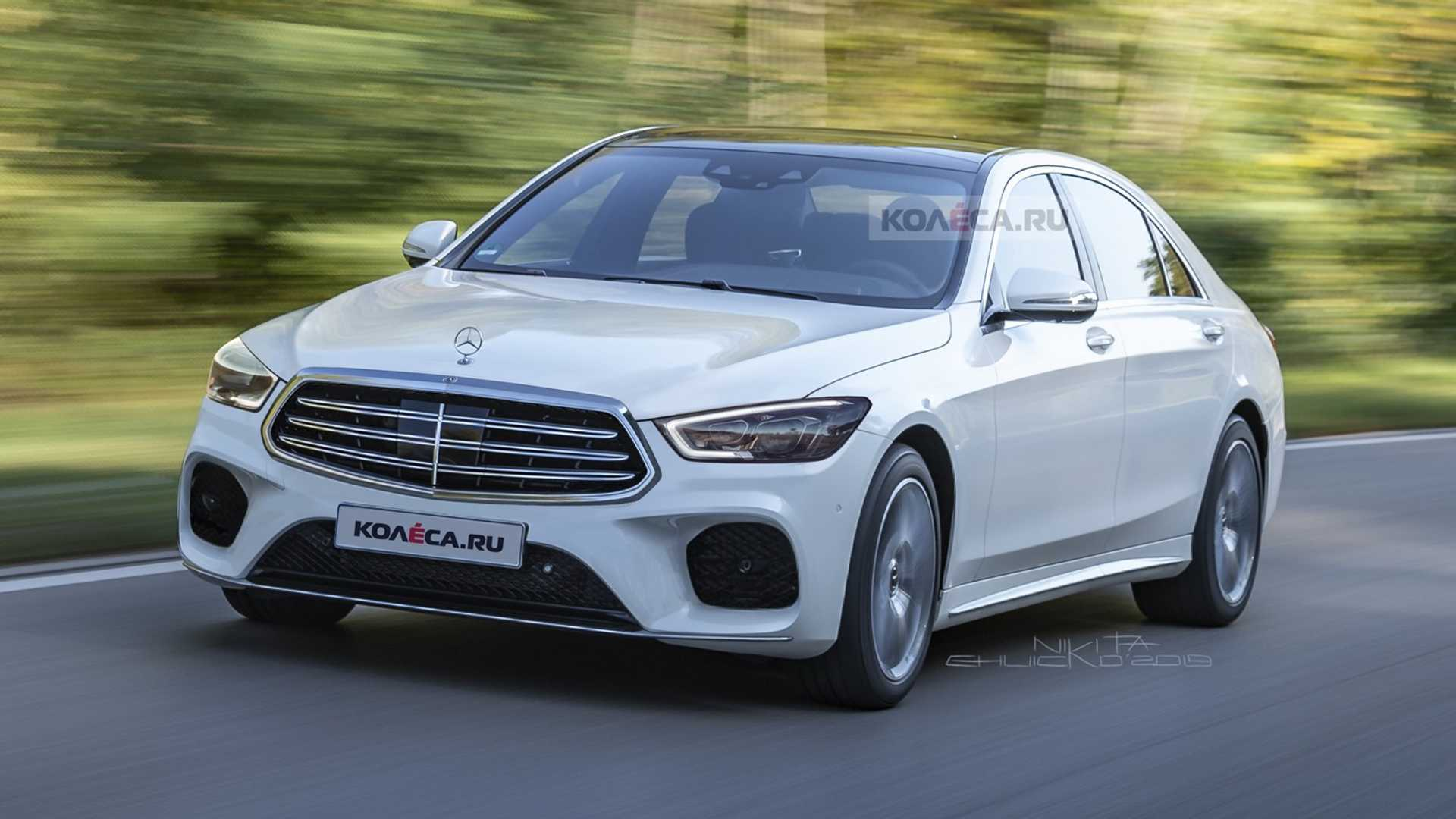 68 New 2020 Mercedes Benz S Class Pictures