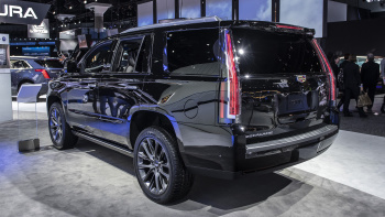 68 The 2019 Cadillac Escalade Vsport Concept and Review