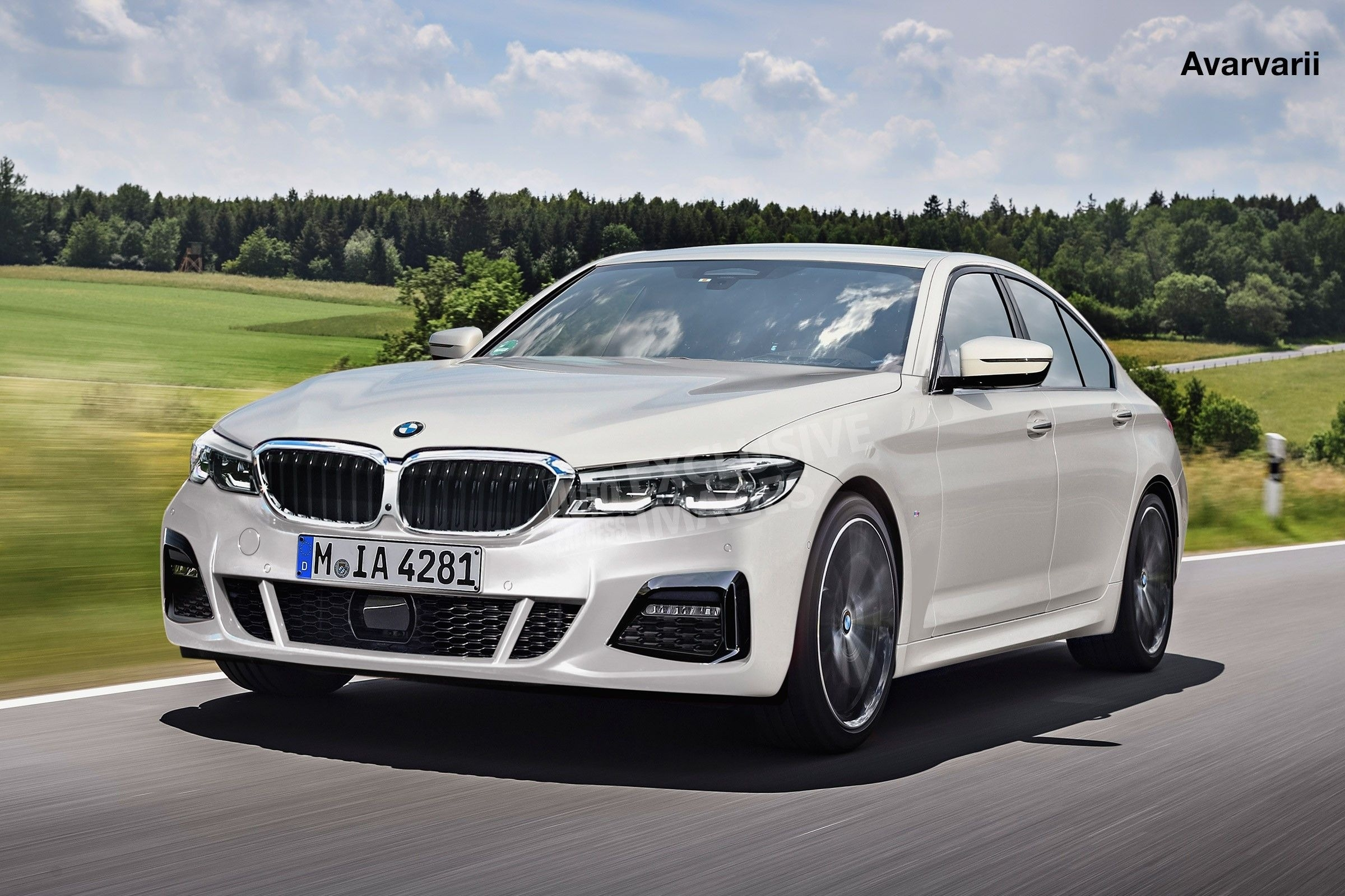 68 The 2020 BMW 335i Research New