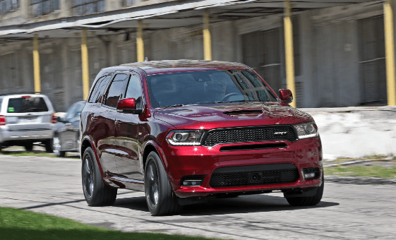 68 The 2020 Dodge Durango Srt History