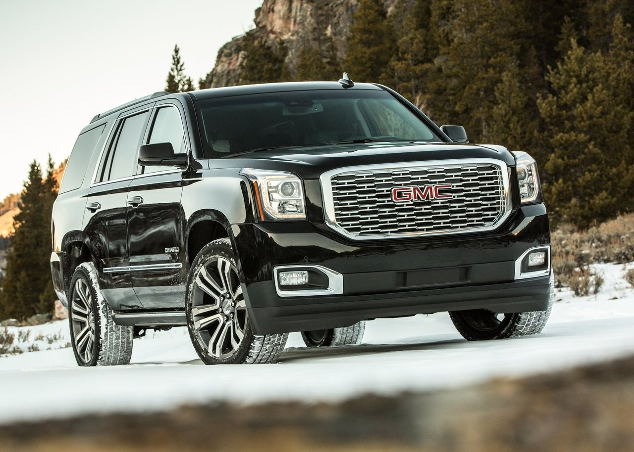 68 The 2020 GMC Yukon Denali Xl Wallpaper