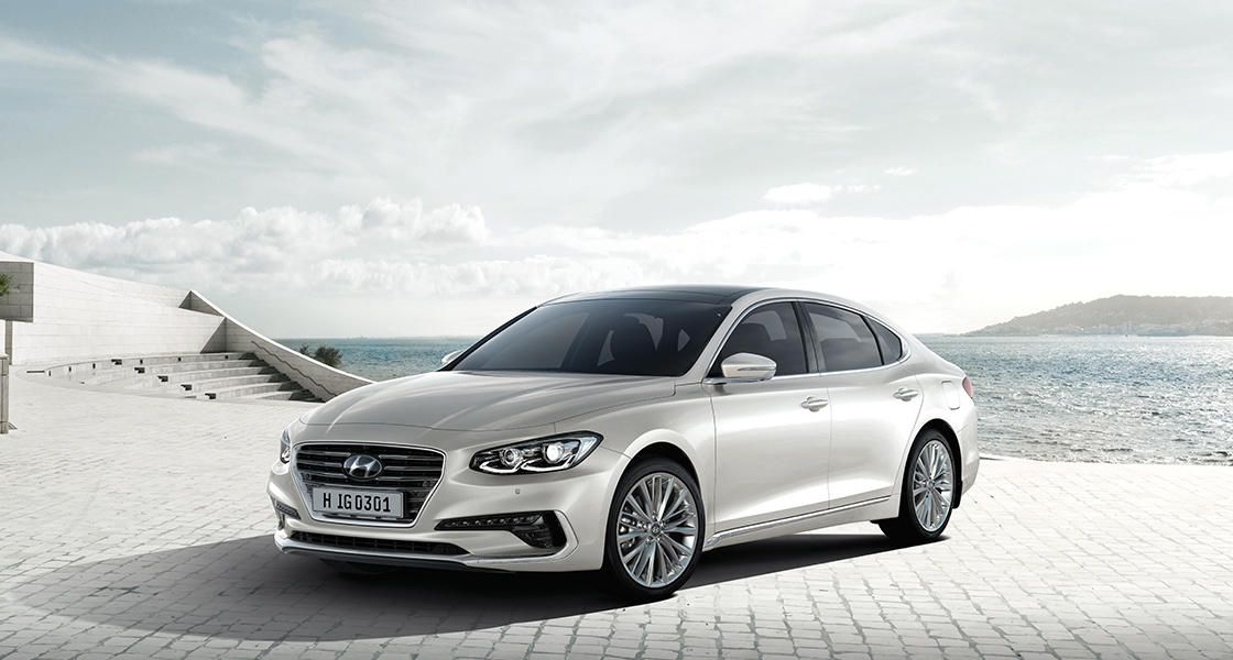 68 The 2020 Hyundai Azera Price and Release date