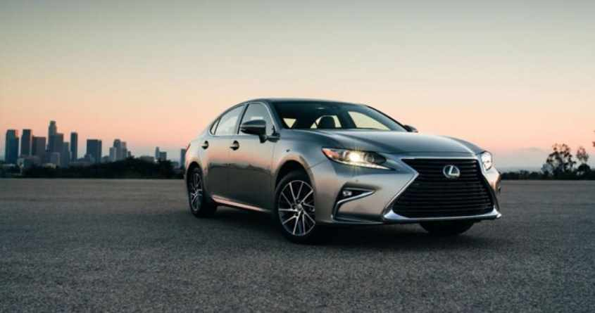68 The 2020 Lexus ES 350 Research New