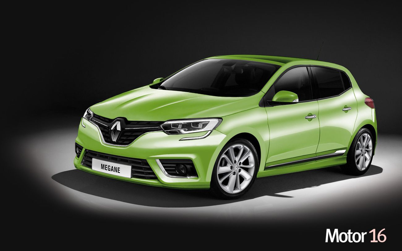 68 The 2020 Renault Megane SUV Redesign and Review