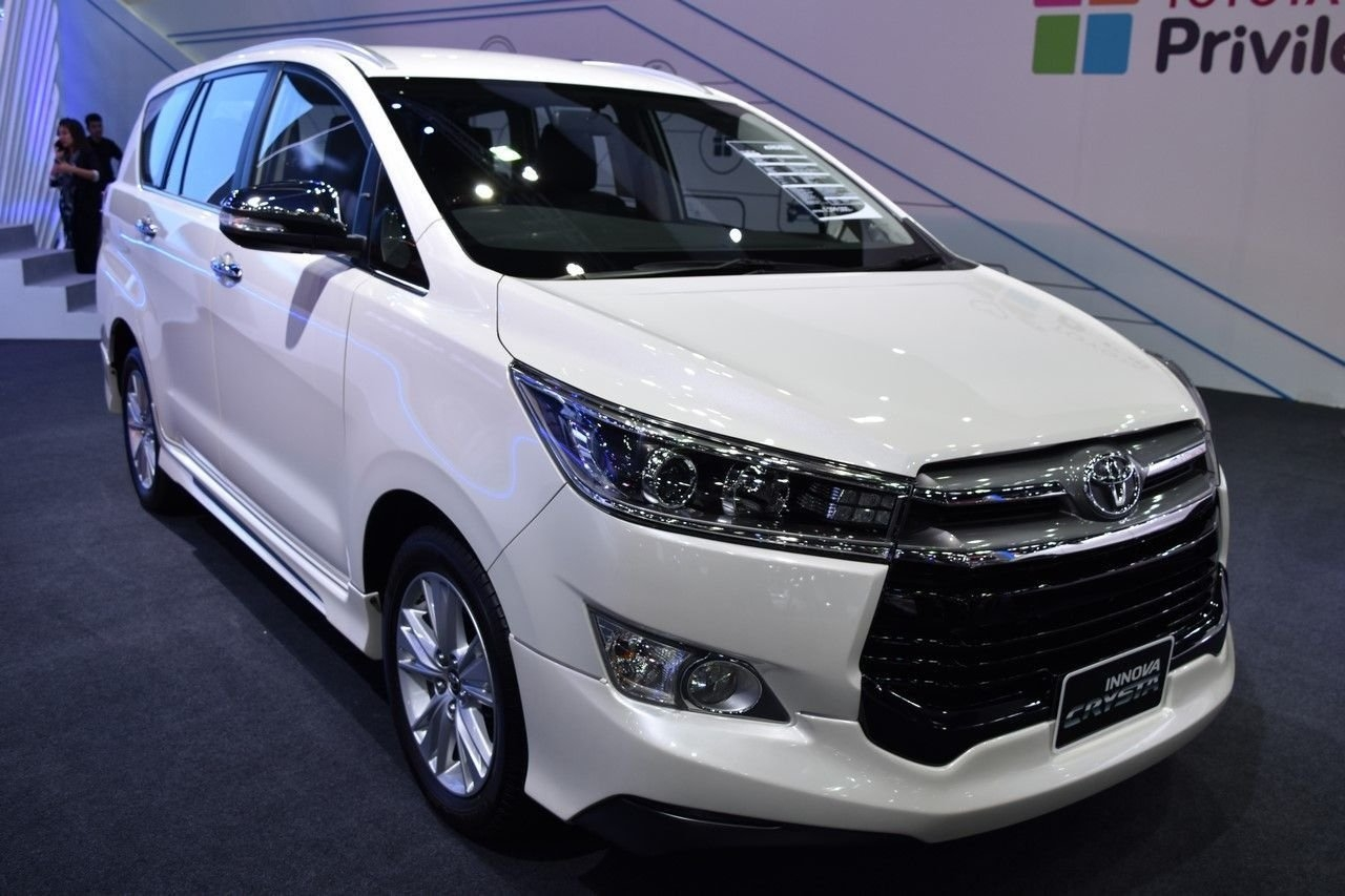 68 The 2020 Toyota Innova First Drive
