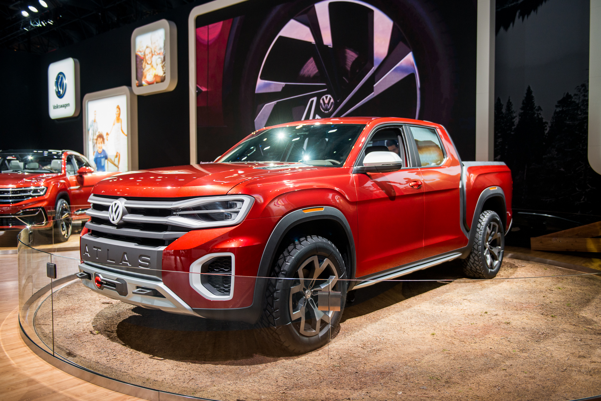 68 The 2020 VW Amarok New Concept