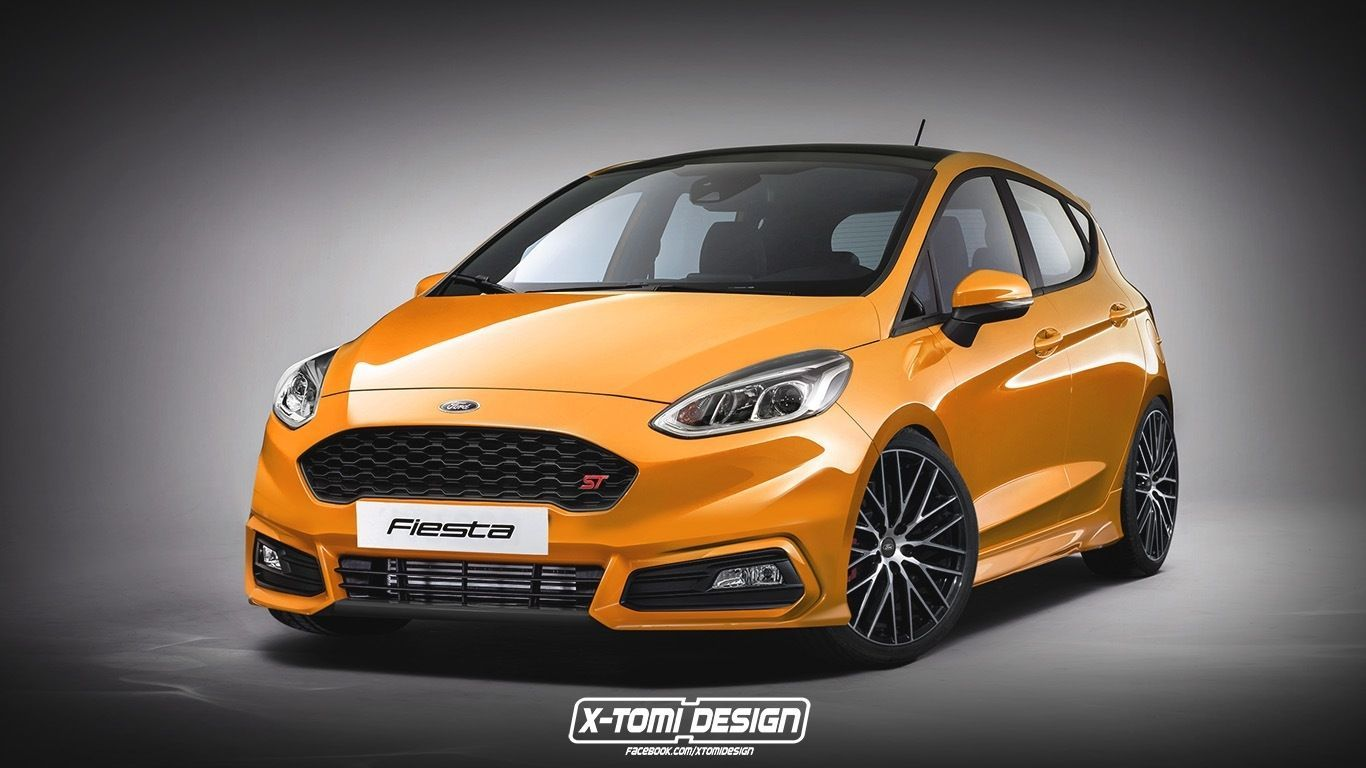 68 The Best 2019 Ford Fiesta St Rs Price Design and Review