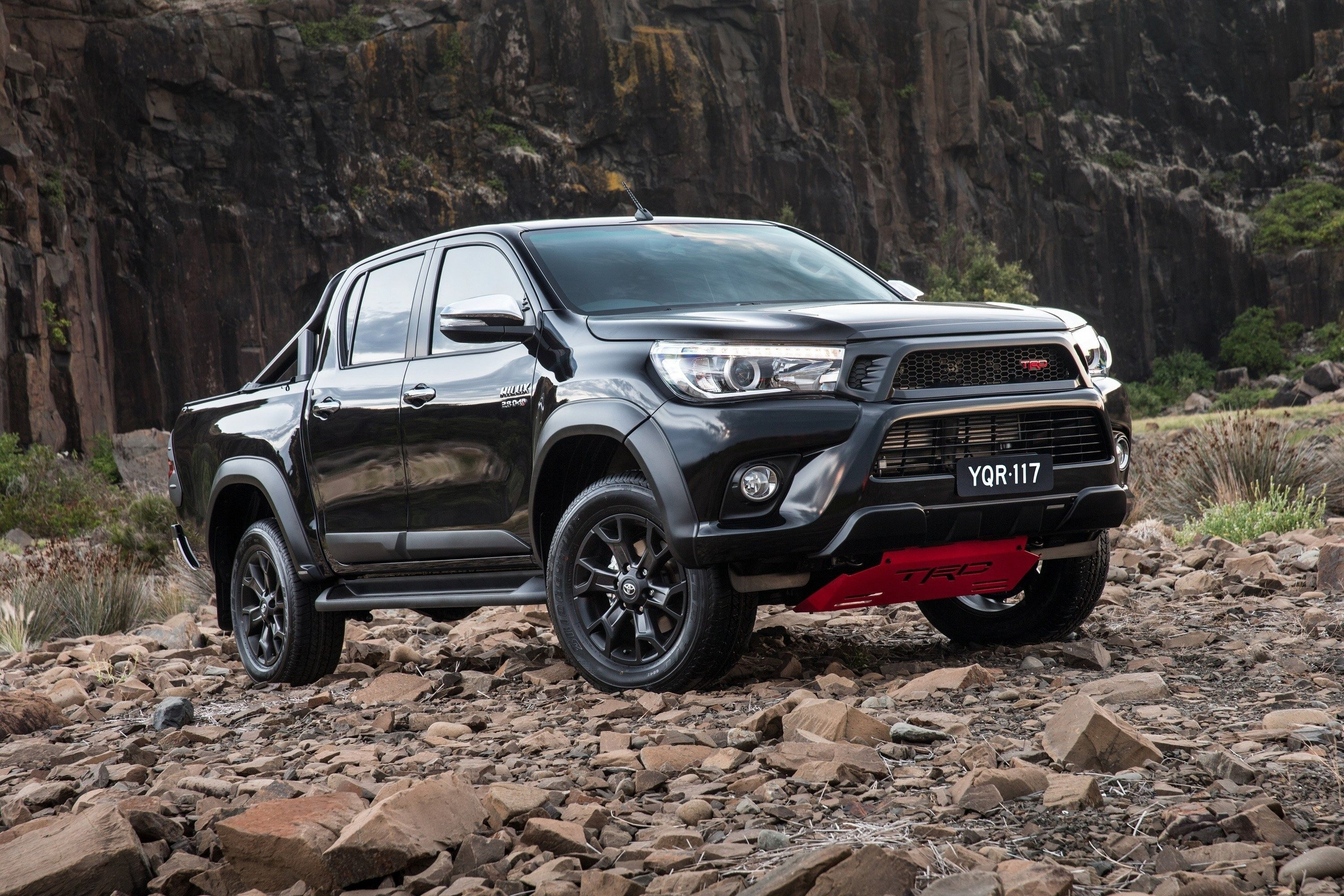 68 The Best 2019 Toyota Hilux Spy Shots Performance
