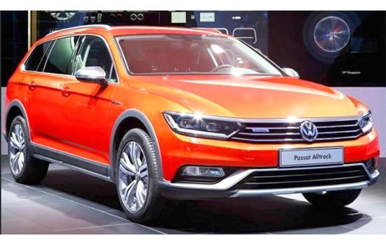 68 The Best 2019 Vw Passat Alltrack Release