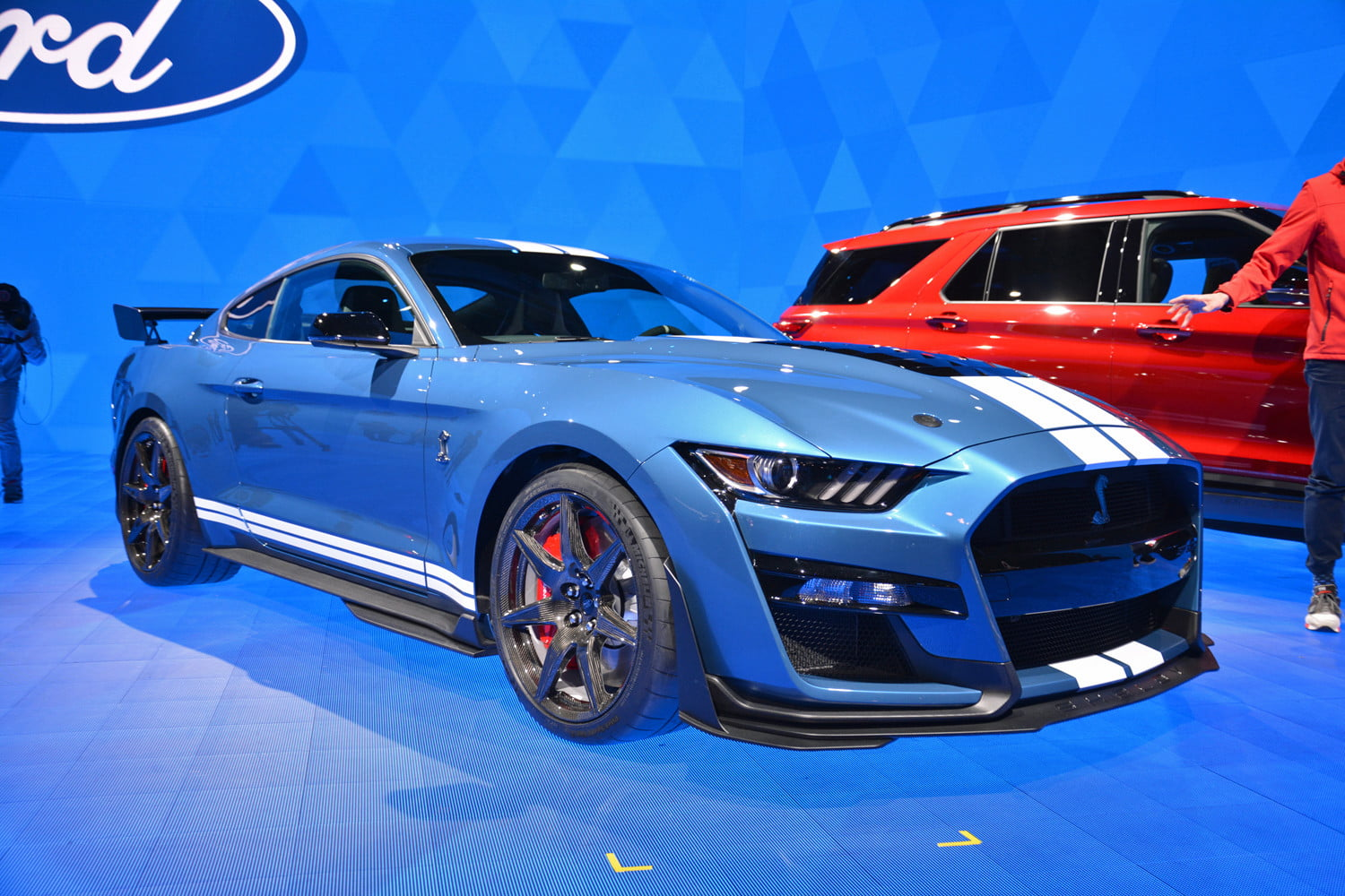 68 The Best 2020 Ford Mustang Shelby Gt 350 Performance and New Engine