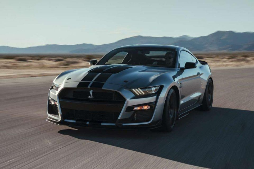 68 The Best 2020 Ford Mustang Shelby Gt 350 Review and Release date